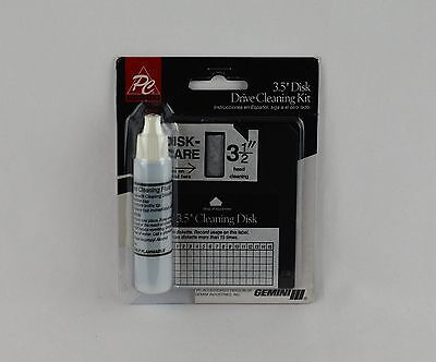 "3.5"" Disk Drive Cleaning Kit"