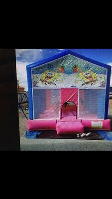 jumping castle 5 By 5. Pick Up 3024