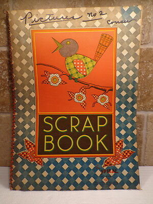 Vintage 1920s SCRAPBOOK PICTORIAL REVIEW Pages NORMAN ROCKWELL-Maxfield Parrish