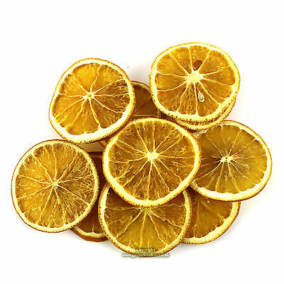 100 scented dried fruit, orange slices. for crafts and Christmas decorations.