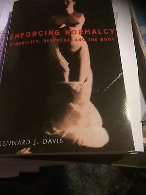 Enforcing Normalcy Book