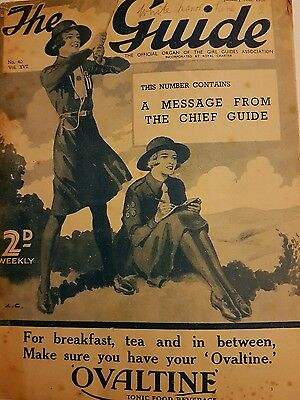 """""""The Guide"""", January 13 1938"""