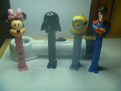 star wars pez and others