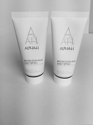 Alpha-H Protection Plus Daily SPF 50+ Broad Spectrum Cream 30ml - Cheapest!