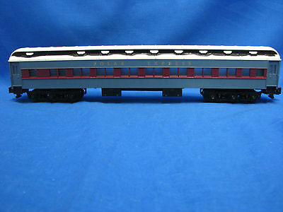 American Flyer Polar Express Diner Car S Scale 6-49632 By Lionel