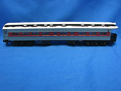 American Flyer Polar Express Observation Car S Scale 6-49632 By Lionel