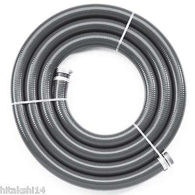 "5MX3"" 75mm ID Suction Hose for Transfer / High Pressure / Fire Fighting Water"