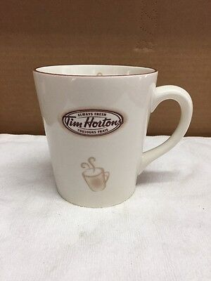 Limited Edition 2007 Tim Hortons Coffee Cup
