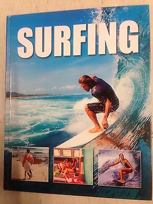 Surfing Official Complete Book, New Surfboards ,legends , Surfing Spots Aus