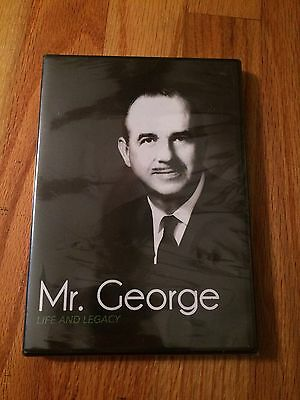Publix Collectible DVD MR. GEORGE Documentary 2016 New Sealed