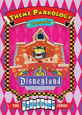 Disneyland 1990 - 1999 1990'S DVD Documentary DVD    NEWEST RELEASED