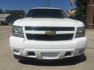 2012 Chevrolet Tahoe Base Sport Utility 4-Door 2012 CHEVY TAHOE POLICE INTERCEPTOR VERY CLEAN LOW MILES 2WD  BEST OFFER