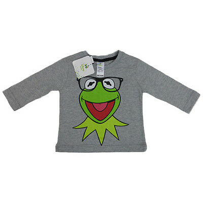 Kermit the Frog (Muppets) Genuine Licensed Cotton Tshirt - FAST 'N' FREE POSTAGE