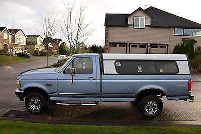 1996 Ford F-150 XLT 1996 Ford F-150 XLT 4X4 Longbed Regular Cab with Only 97,000 Original Miles !!!
