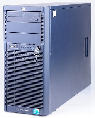 HP ProLiant ML150 G6 Servidor Xeon E5540 Quad Core 4x 2.53 GHz 16 GB RAM 4 TB