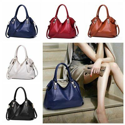 Women Lady Handbag Shoulder Bag Tote Purse Leather Messenger Hobo Bags Satchel