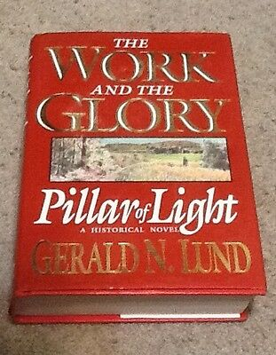 The Work and the Glory, Pillar of Light by Gerald N. Lund