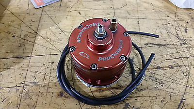 Procharger Red Race Blow Off Valve