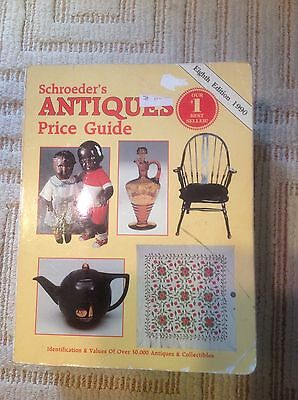 Schroeder's Antiques Price Guide Eighth Edition 1990