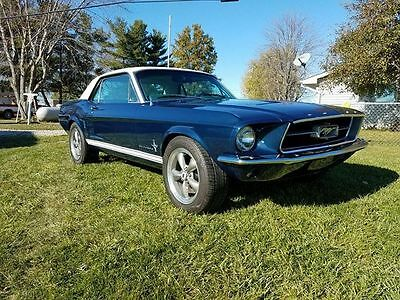 1967 Ford Mustang  1967 mustang