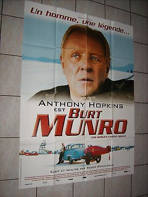 THE WORLD'S FASTEST INDIAN - Anthony Hopkins