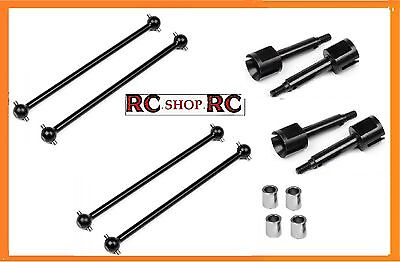 HPI SAVAGE XL 5.9 AXLE 8x11x59mm 86249 TRUCK - 86246 SHAFT 113002 SPACER 4pcs /1