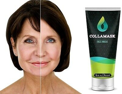 COLLAMASK FACE MASK a unique mask to fight common skin problems.
