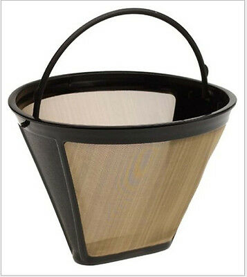 Coffee Filter Mesh Permanent Coffee Filter Basket Coffee Maker Strainer Useful