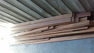86x19 Spotted Gum Decking Feature Grade (approx. 90lm available)