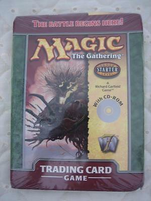 Magic The Gathering Trading Card Game Beginner Level Sealed Pack with CD ROM