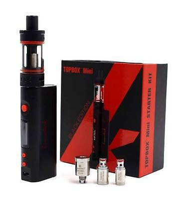 New kangertech Style TOPBOX Mini 75W TC starter kit Black