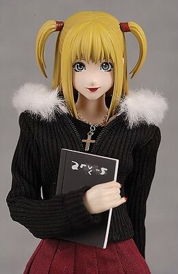 Death Note Amane Misa Real Action Heroes RAH 1/6 Medicom TOY FIGURE STATUE NEW