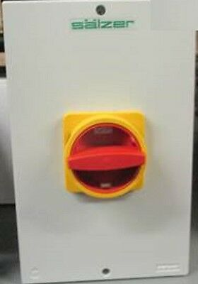 Salzer disconnect switch H220-41611-477NA