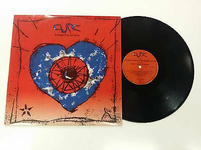 The Cure Friday I'm In Love 12'' Maxi Single 1992