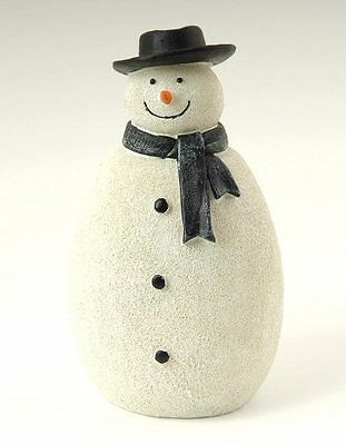 Doll House 1/12Th Scale Resin Snowman (Dp323)