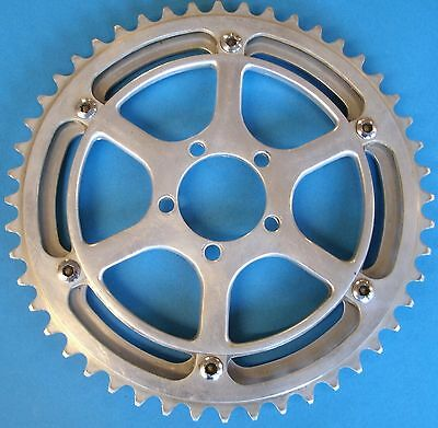"Vintage TA Chainring 48 Tooth x 3/32"" with Criterium Adaptor"