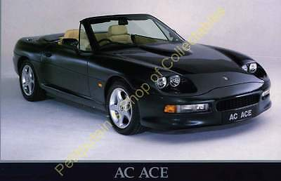 Ac Ace 1994 Brochure In Near Mint Condition See Pictures  (80)