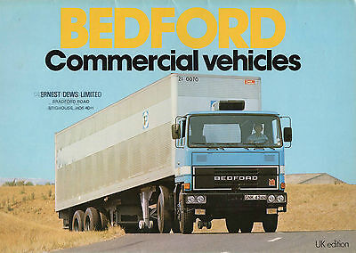 Bedford Commercial Vehicles Of 1977 (C5)
