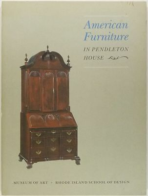 Antique American Colonial Furniture -The Pendleton House Collection Catalog