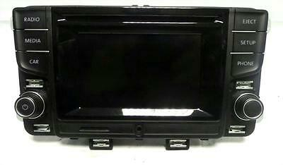 Volkswagen Polo Multi-Media Head Unit 6c0 035 869 a,