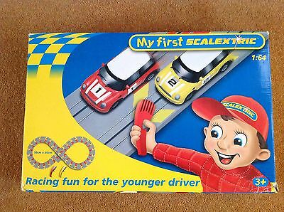 My First Scalextric with Mini Cars