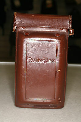 Rolleiflex 3.5F or T leather case