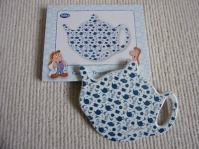 Tetley Ceramic Teapot Stand - Boxed