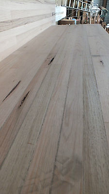 Pack of 20  33mm thick KITCHEN BENCHTOP  2.4m x 600mm  hwd timber vic ash bench