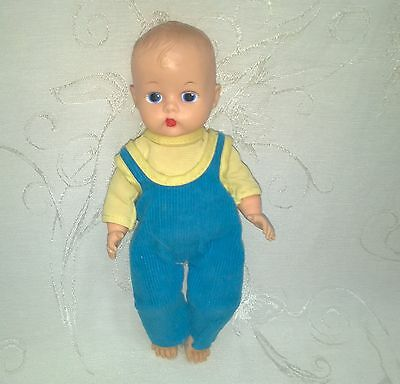 Vintage Vogue Ginnette Doll Painted Eye Exc. Cheap $32.99