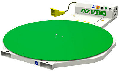 Pallet Turntable AZIMUTH 301