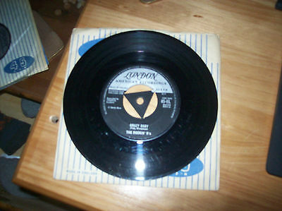 london american.the beat/the rockin,r,s/UK BIDDERS ONLY