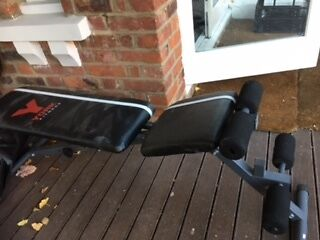 YORK Exercise fitness gym bench