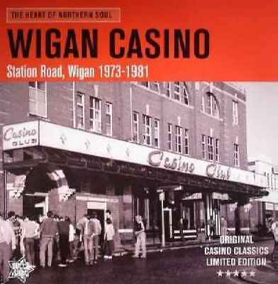 Various-Wigan Casino LP-Outta Sight, OSVLP006, 2016, 16 Track SEALED