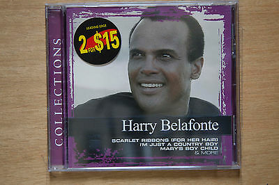 Harry Belafonte Scarlet Ribbons (for Her Hair) I'm Just A Country Boy  (BOX C74)
